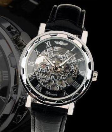 ed3efbd81 Pánske hodinky | Hodinky Winner | Náramkové hodinky | BeANGEL