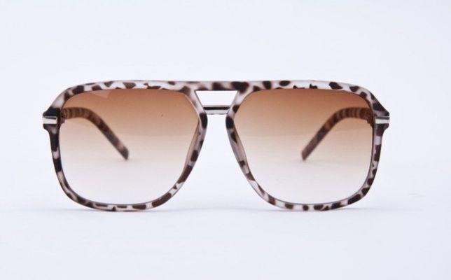 Slnečné okuliare URBAN - Leopard chrom lem empty 18598907d7c