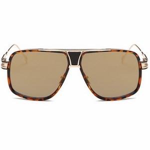 Slnečné okuliare Hawk hnedé Leo Gold empty cb304bdddbd