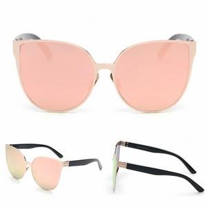 Dámske slnečné okuliare Elegance zlatý rám ružové sklá empty eba2d1f5fc2