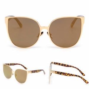 bd923e2ec Dámske slnečné okuliare Elegance zlatý rám Leo empty