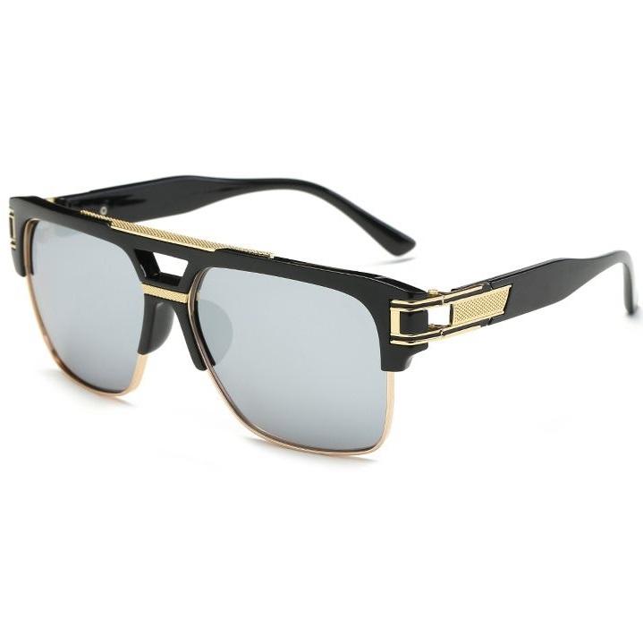 Slnečné okuliare Pablo Gold zrkadlové sklá 166cef5dd83