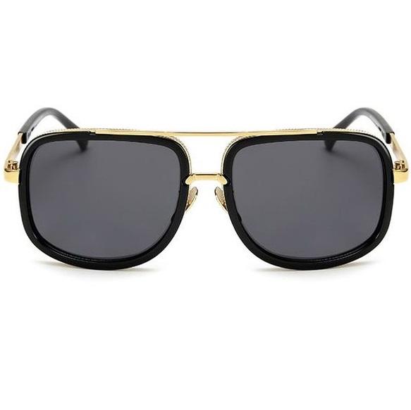 Slnečné okuliare Golden čierne 8ff3c281a9f