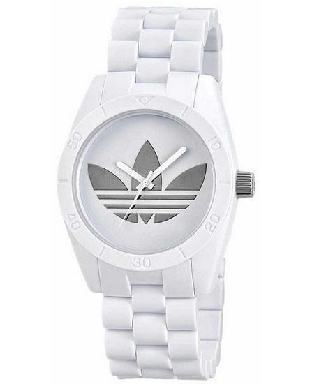 Unisex Adidas Originals hodinky White ADH2797 a169f29fbe8