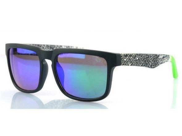 Slnečné okuliare SPY - čierne Transparent Blue c659b1fb832