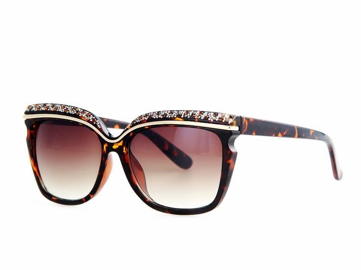 Dámske vykladané slnečné okuliare - Leo 2fbace2a39a