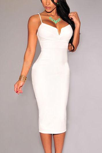 352795d7eb3b Dámske šaty - biele