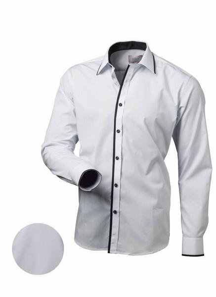 5572e9f26888 Pánska košeľa biela