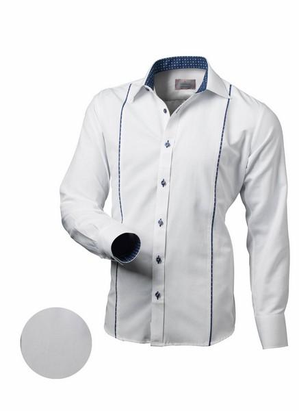 a8a756c75dac Pánska košeľa biela