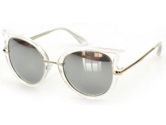 Dámske slnečné okuliare Dita - Transparent 9ef4761d117