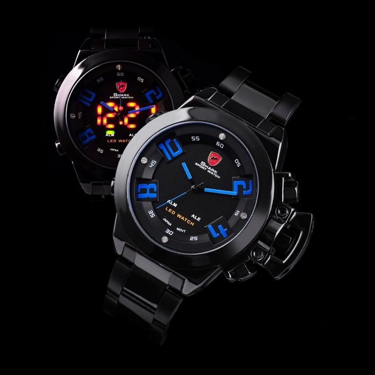 Pánske športové hodinky Shark 032 defdeca0f31