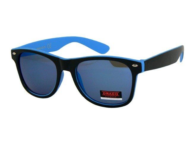 8b1bbdec2 Slnečné okuliare WAYFARER - modročierny rám modré sklá