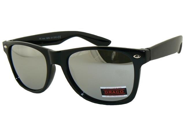 51e6628ae Slnečné okuliare WAYFARER - čierny rám strieborné sklá
