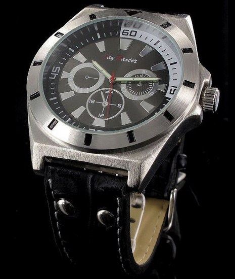 dde0efccaced Pánske hodinky Jay Baxter Round Silver B