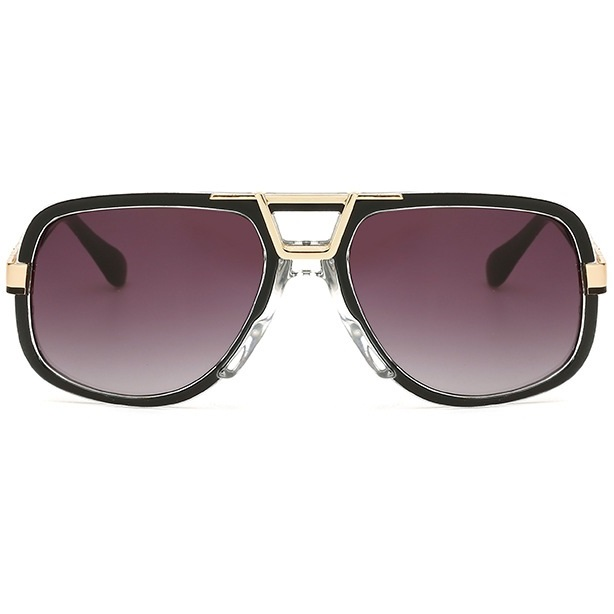 Pánske slnečné okuliare Damian čierne transparent ca23d6eda42