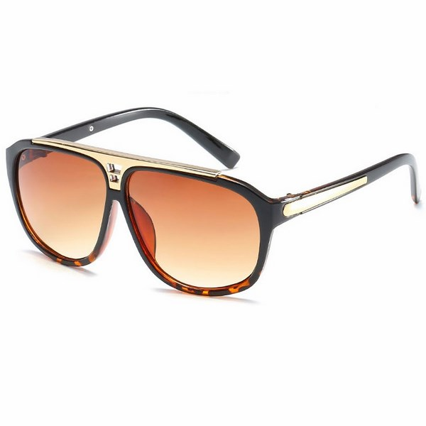 Pánske slnečné okuliare Connor čierne Leo 55d9c63c5ba