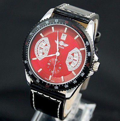 Kompletné špecifikácie · Na stiahnutie · Súvisiaci tovar · Komentáre (0). Pánske  mechanické hodinky Winner 7ff551080de