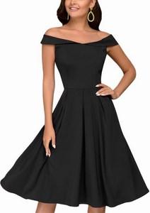 Trendové dámske šaty - čierne empty de885d82a93