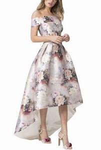Šaty s kvetinovým motívom - biele empty 8ce9eac3943