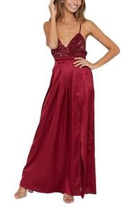 887c5d1e693c Trendy spoločenské šaty - burgundy empty