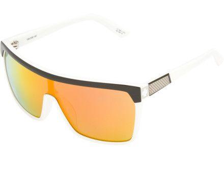 Slnečné okuliare Flynn - čiernobiele Gold a1ceda96205