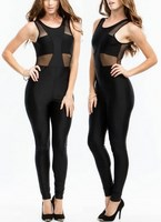 Jumpsuit Black Visible*