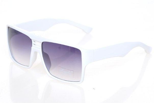 Slnečné okuliare Millionaire Flat - biele 80619c65346