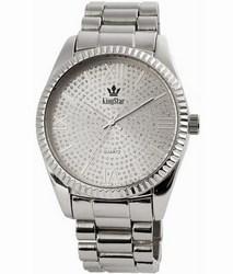 Pánske vykladané hodinky King Star - strieborné empty ea6f024bc2d