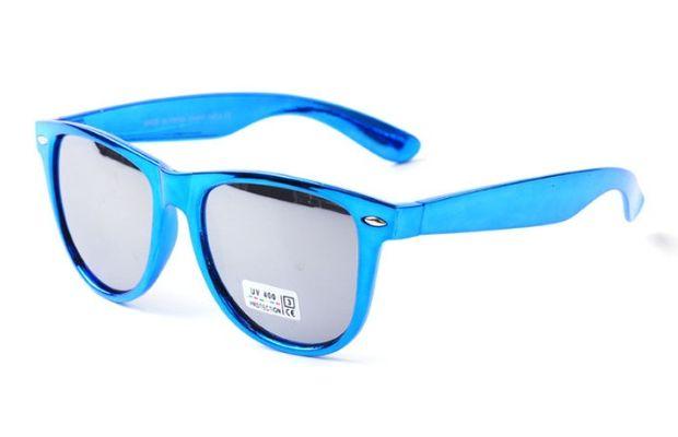 Slnečné okuliare WAYFARER L.A. - Blue zrkadlovky 5b79d389b3c