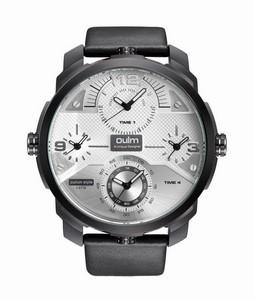 Pánske hodinky Oulm Quad - čierne biele empty 95e59fce57