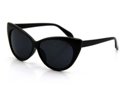Dámske slnečné okuliare Wayfarer Cat 1a0ba1db203