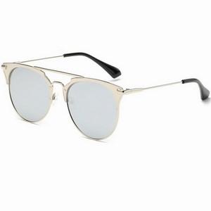 a0921a08f Dámske slnečné okuliare Terez strieborný rám strieborné sklá empty