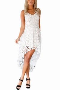 Čipkované šaty Luna - biele empty 2bd00e91cfc