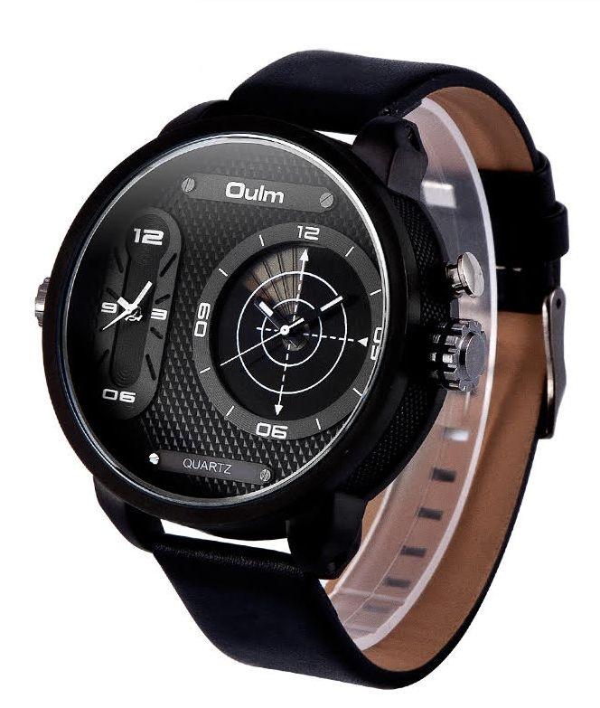 Kompletné špecifikácie · Na stiahnutie · Súvisiaci tovar · Komentáre (0). Pánske  hodinky Oulm ... 9d79a1fc53